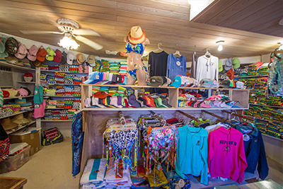 Nipper's Gift Store on Guana Cay